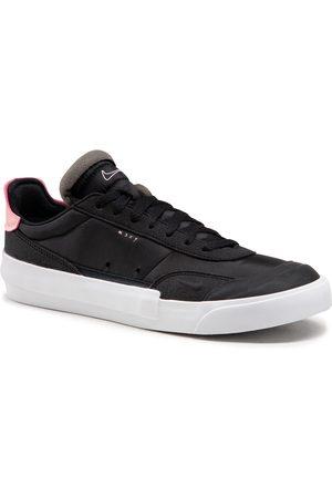 Nike Herren Halbschuhe - Drop Type AV6697 001 Black/Pink Tint/White/Zinnia
