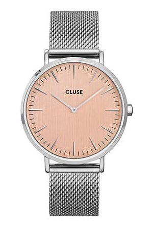 Cluse Damen Uhren - Boho Chic Mesh Bicolour
