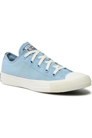 Converse Damen Halbschuhe - Ctas Ox 570306C Sea Salt Blue/Light Carbon