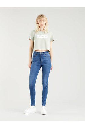 Levi's 720™ High Rise Super Skinny Jeans - Medium Indigo / Medium Indigo