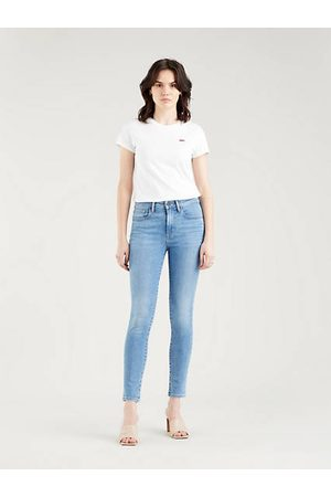 Levi's Damen High Waist Jeans - 721™ High Rise Skinny Jeans - Dark Indigo / Dark Indigo