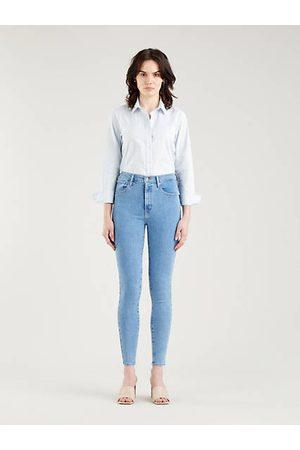Levi's Mile High Super Skinny Jeans - Medium Indigo / Medium Indigo