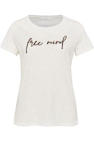 OPUS Fashion DE Damen T-Shirts, Polos & Longsleeves - OPUS T-Shirt Soi mind