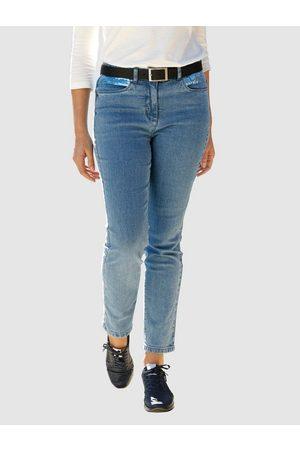 Paola Maria Damen Slim - Slim-fit-Jeans mit schmalem Bein