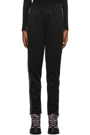 Moncler Black Contract Line Detail Lounge Pants