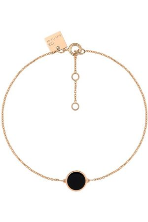 Ginette Ny Damen Armbänder - Armband Onyx