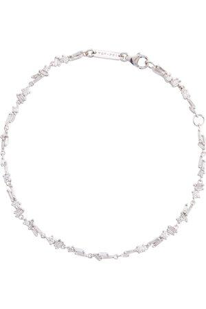 Suzanne Kalan Armband Lucia aus 18kt Weißgold mit Diamanten
