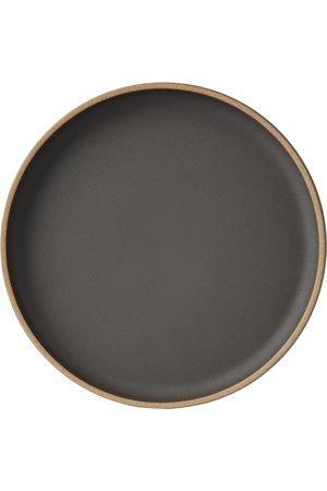 Hasami Porcelain Black HPB003 Plate