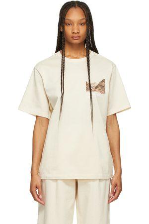 JUUN.J Off-White 'Nouvelle Tendance' Artwork T-Shirt