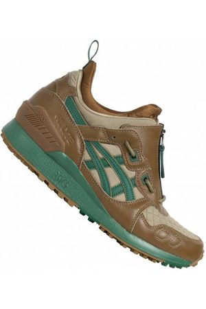 "Asics GEL-Lyte MT ""Chestnut Hunter Green"" Herren Sneaker 1191A143-200"