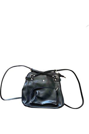Lancaster \N Handtasche in Leder