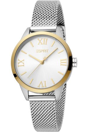 Esprit Damen Uhren - ES1L259M2135 Silver/