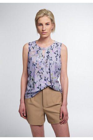 ETERNA Damen Blusen - Blusentop »MODERN CLASSIC« ohne Arm
