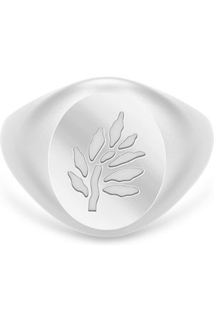 Julie Sandlau Tree of Life Signet Ring , Damen, Größe: 50