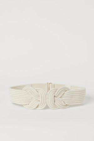 H&M Gürtel aus Seilen