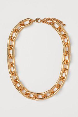 H & M Damen Halsketten - Kurze Halskette