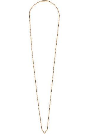 Dezso Damen Halsketten - Enamel & 18kt Rose Necklace