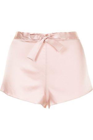 Gilda & Pearl Damen Schlafanzüge - Sophia Shorts aus Seidenstretch