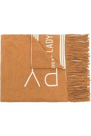 BAPY Damen Schals - Schal mit Logo-Print