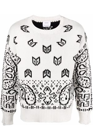 Rhude Pullover mit Paisley-Print