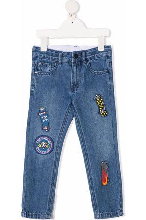 Stella McCartney Schmale Jeans