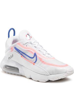 Nike Damen Schuhe - Air max 2090 CT1290 100 White/Racer Blue/Flash Crimson