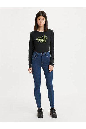 Levi's 720™ High Rise Super Skinny Jeans - Dark Indigo / Dark Indigo