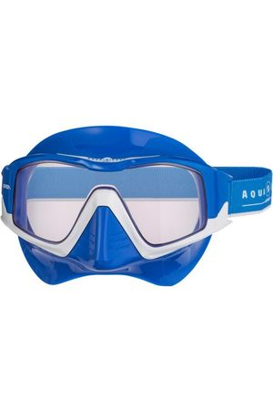 Aqua Lung Damen, Herren Taucherbrille, blue white