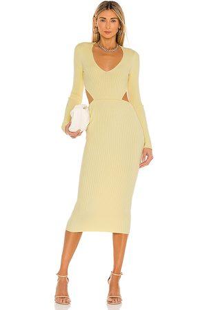 Camila Coelho Rosabella Midi Dress in . Size M, XL.