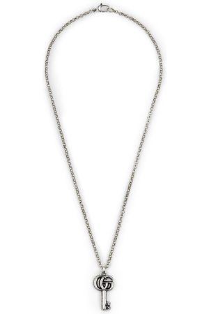 Gucci Herren Halsketten - Marmont Halskette mit Schlüssel 50cm
