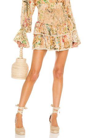 HEMANT AND NANDITA X REVOLVE Veena Skirt in . Size XS, S, M.