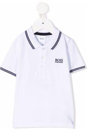 HUGO BOSS Poloshirt mit Logo-Stickerei
