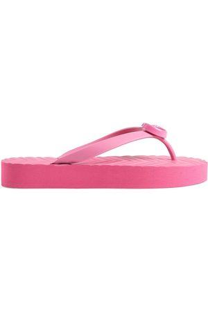 Gucci Damen Flip Flops - Flip-Flops mit GG