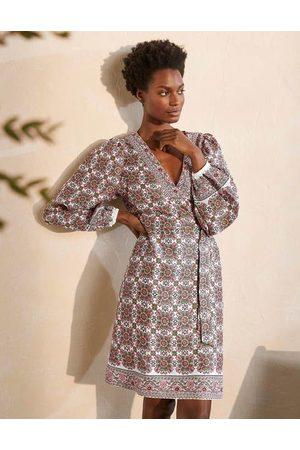 Boden Bridget Leinenkleid mit Gürtel IVO Damen
