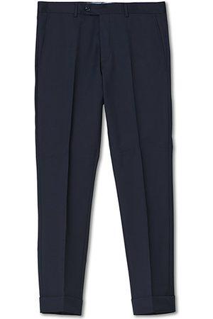 Morris Prestige Suit Trousers Navy