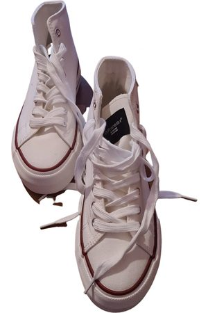 Franklin & Marshall \N Sneakers in Leinen