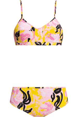 Marni Two piece swimsuit Pink, Damen, Größe: 44 IT