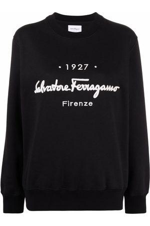 Salvatore Ferragamo 1927 Signature sweatshirt