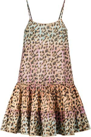 Juliet Dunn Exklusiv bei Mytheresa – Minikleid aus Baumwolle