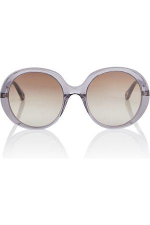 Chloé Ovale Sonnenbrille Esther