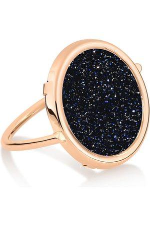 GINETTE NY Ring Ajna Blue Sand Stone