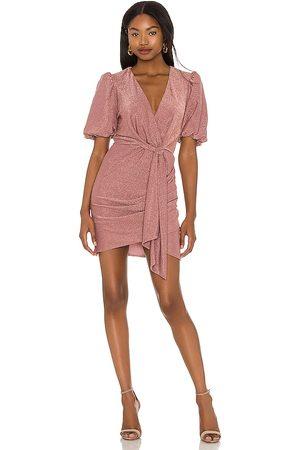SAYLOR Deb Mini Dress in . Size S, XS, M.