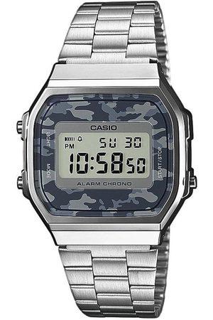 Casio Damen Uhren - Vintage A168WEC-1EF Silver