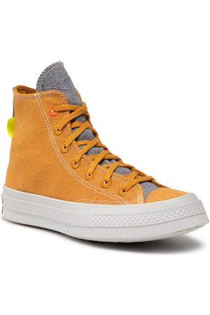 Converse Chuck 70 Hi 168615C Saffron Yellow/Lemon Venom