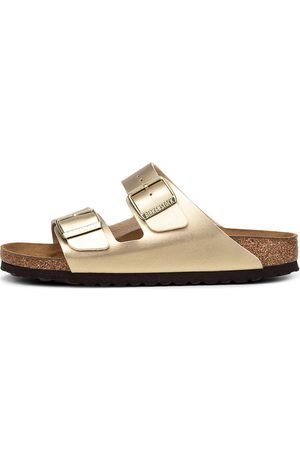 Birkenstock Damen Sandalen - Pantolette Arizona in , Sandalen für Damen
