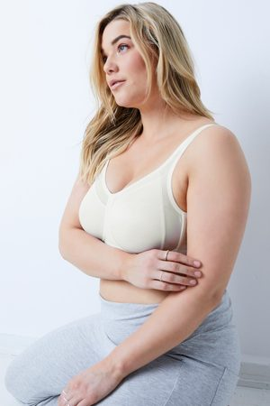 Ulla Popken Damen Sport BHs - Schwangerschafts-BH, Damen