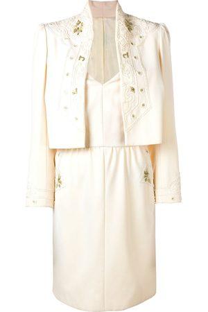 A.N.G.E.L.O. Vintage Cult Odicini Couture Set aus Kleid und Jacke