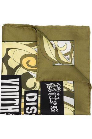 RAF SIMONS Schal aus Seide