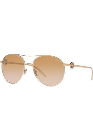 Armani Damen Sonnenbrillen - Sonnenbrille rosa