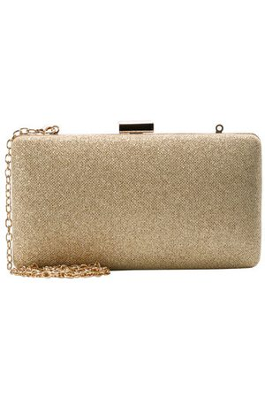 L.Credi Box-Clutch Macau Box-Clutch, rosegold